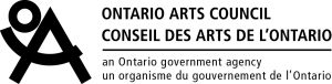 I gratefully acknowledge the support of the Ontario Arts Council.