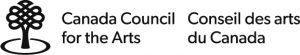 I acknowledge the support of the Canada Council for the Arts.